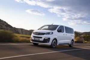 Opel Zafira Life - PUNTA TACÓN TV