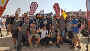 SsangYong Motorsport - PUNTA TACÓN TV