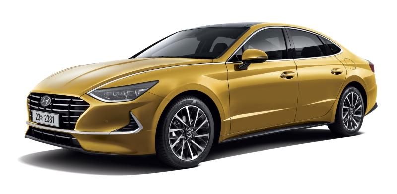 Hyundai Sonata - PUNTA TACÓN TV