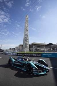 Jaguar Formula E - PUNTA TACÓN TV