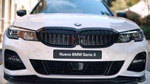 Nuevo BMW Serie 3 - PUNTA TACON