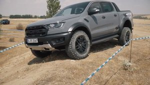 Ford Ranger RAPTOR - PUNTA TACON
