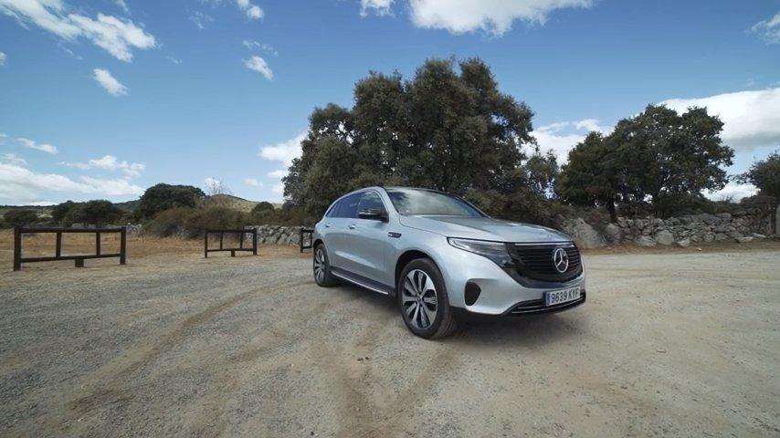 Mercedes EQC - PUNTA TACON