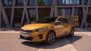KIA XCEED - PUNTA TACON