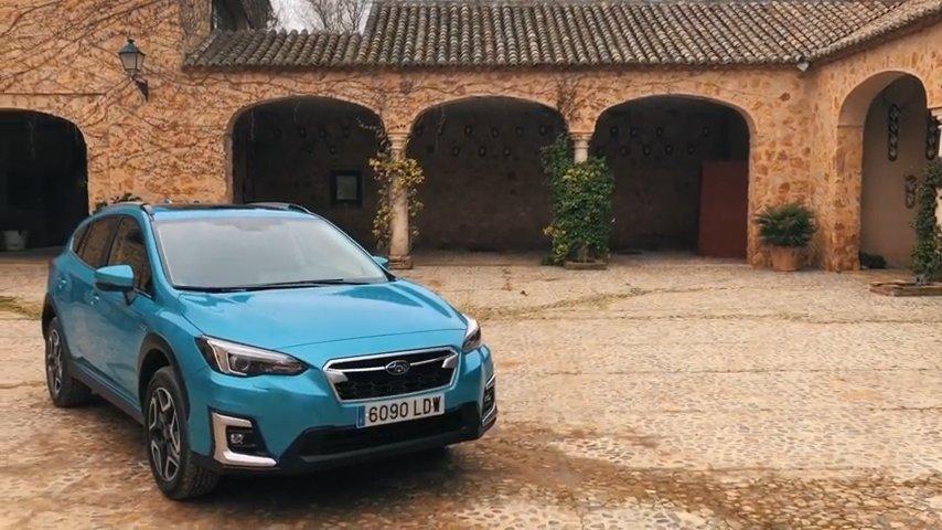 Subaru XV Eco Hybrid