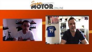 Entrevista a Julian Corrales en Supermotor