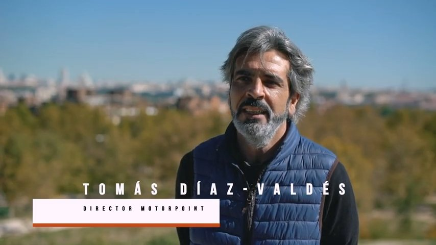 TOMAS DIAZ VALDES - MOTORSPORT - PUNTA TACON