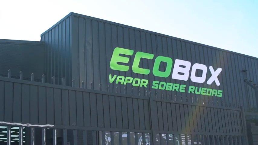 ECOBOX - VAPOR SOBRE RUEDAS