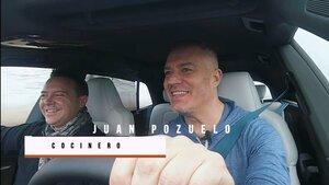 JUAN POZUELO – Chinchón – Audi RS Q8