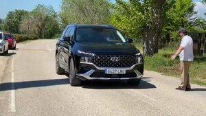 Presentación Nuevo Hyundai Santa Fe